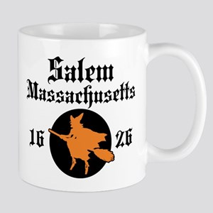 Salem Massachusetts Mug